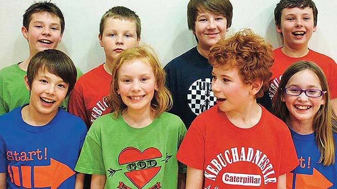 Caterpillar arts and drama group takes a break