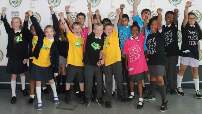 Everycolour: school inclusion project shortlisted in awards