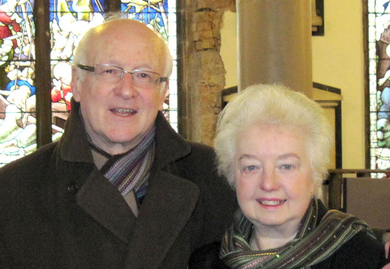 Rod and Dolly Ashman